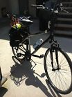 GIANT Street BICYCLE Black with Cover & Many Accessories