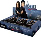 Castle Seasons 1 & 2 Trading Cards Box