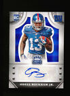 2014 Topps Chrome Superfractor Odell Beckham Jr Autograph Surfaces, Sells 10