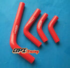 silicone radiator hose  fit FOR HONDA CRF250R 2004-2009/CRF250X 2004-2015 14 13