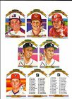 1982 DONRUSS DIAMOND KINGS COMPLETE MINT SET {1-26} WITH VARIATIONS!!!