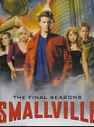 SMALLVILLE SEASONS 7-10 ULTRA MASTER SET AUTOGRAPHS COSTUMES VARIATIONS INSERTS+