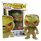 DC Heroes Funko POP Swamp Thing Glow In The Dark PX Vinyl Figure