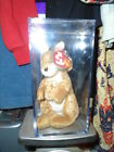 Ty Beanie Babies Willoughby In Case w/HAng Tag Protector 2004 Ex Conditi