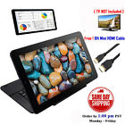 New RCA 11 Maven Pro Tablet 2 in 1 Android 5.0 HD Display 32GB Keyboard (Black)