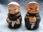Pepper shakers- jolly Monks or Friars