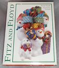 "Fitz and Floyd  Frosty Friends Musical Tune ""Toyland"" Collectible Figurine"