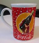Coca-Cola Coffee Cup GIBSON USA Extra Large Cup Coke Tea Mug Ice Cold Bottle