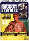Rocco and His Brothers NEW PAL Classic DVD Luchino Visconti Alain Delon Italy