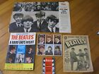 1964 Topps Beatles Black and White 1st Series Trading Cards 3