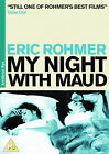 My Night at Mauds NEW PAL Classic DVD Eric Rohmer