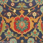 CHAPS Brompton Hall QUEEN DUVET COVER SET RED NAVY GOLD FLORAL Oriental FULL NEW