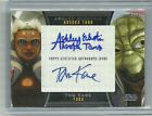 2013 Topps Star Wars Galactic Files 2 Autographs Guide 27