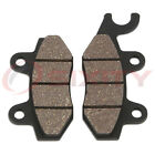 Front Organic Brake Pads 2006-2008 UM United Motors DTF 200 Set Full Kit  vm
