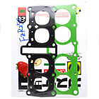 New Motorcycle Head Cylinder Gasket Set For Yamaha FZR250 FZR250RR 1HX 3LN