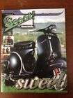 Scoot Quarterly scooter magazine 2001 vespa lambretta Scarebeo servetta mod ska