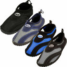 New Mens Water Shoes Aqua Socks Pool Beach Surf Slip on Yoga Dance Exercise
