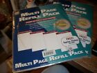 Thompson Multi Page Refill Pack (Set of 2) - Store Multiple Size Photos