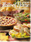 NEW BOOK: Taste of Home ANNUAL RECIPES 2008 HC ~CAN GET $10 GIFT + B3 GET 1 FREE