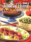NEW BOOK: Taste of Home ANNUAL RECIPES 2004 HC ~CAN GET $10 GIFT + B3 GET 1 FREE