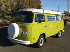 Volkswagen Bus Vanagon WESTFALIA 1977 volkswagen westfalia vw camper van bus with bosch fuel injection system