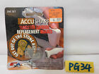 ACCUSHARP TUNGSTEN CARBIDE REPLACEMENT BLADES FORTUNE PRODUCTS NEW