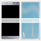 OEM Silver Samsung Galaxy A5 A500 A500X A500F LCD Display Touch Screen Digitizer