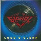 Signal  Loud & clear CD RARE ORG AOR 1989 EMI  UNRULY CHILD MARK FREE KING KOBRA