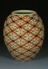 Common Ground Pottery, Crystal Star vase, Eric Olson art pottery arts and craft