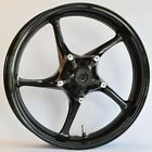 NEW GLOSS BLACK Front Wheel Yamaha 2004-2012 R1, 03-12 R6, 06-09 R6S