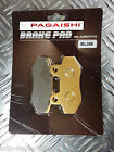 SEMI METAL FRONT OR REAR BRAKE PADS FOR HYOSUNG GV 650 Pi Pro Cruiser 12-13