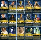 Doctor Who TOP TRUMPS SPECIALS Light Blue Set 5 Assorted Cards