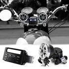 Radio Stereo FM MP3 Speakers For Suzuki Marauder VZ 800 1600 Savage LS 650 New