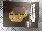 SEMI METAL REAR BRAKE PADS FOR KREIDLER 125 Street DD 12-13 R