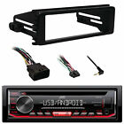 98 2013 HARLEY TOURING INSTALL ADAPTER FLHT STEREO RADIO FLHTC CD DASH KIT FLHX