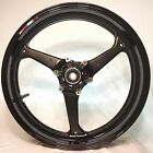 NEW GLOSS BLACK Front Wheel CBR 600RR 2007 2015 CBR600RR 600RR CBR600 RR 600 Rim