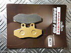 SEMI METAL FRONT BRAKE PADS FOR AJP PR4-Supermotard 125 2004 - 2009 F