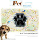 Wifi Pet Locator GPS Tracker Alarm Real Time Dog Cat GSM Tracking Waterproof LED