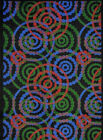 Colors Dottie Pattern Indoor 26 oz Stainmaster Nylon Cut Pile Area Rug