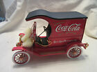 Rare FRANKLIN MINT 1913 FORD MODEL T COCA COLA DELIVERY TRUCK 1/16 Scale NEW