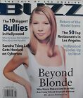 GWYNETH PALTROW Aug 1995 BUZZ Mag LOUIS MALLE THE SUPERMODELS ARE BACK IN LA