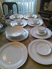 LOT OF 20 PCS  Elegance by Franconia-Krautheim Fine China  Germany Gold Rim
