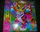 NEW LISA FRANK rainbow TIGER 48 PIECE PUZZLE