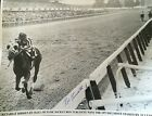 RON TURCOTTE Signed Photo Secretariat Winning 73 Belmont Stakes Authentic 20x16