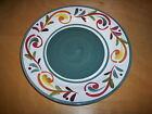 Home For Target Dinner Plate villa Scroll 10 5/8 inches Diameter