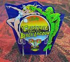 Creature from the Black Lagoon Pinball Machine 3-D Promo Stand-Up Plastics