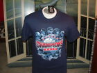 BOSTON RED SOX(2013 W S Champions)T-SHIRTw/Players Faces.MED.Delta Pro.NEWw/Tags