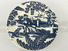 CO MENAGERIE IRONSTONE BOY COWS PLATE JOHNSON BROS