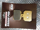 SEMI METAL FRONT BRAKE PADS FOR DERBI Mulhacen 125 Cafe Cast wheel 08-10 F