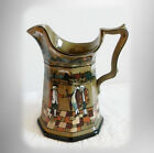 Buffalo Poterry Deldare pitcher with handle - FREE SHIPPING